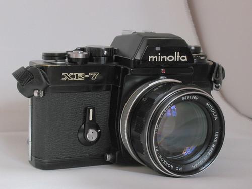 Minolta XE-7 Profile