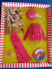Vintage Barbie Japanese Exclusive Fashion NRFB for sale (Big Red Angel) Tags: nrfb vintagebarbie japaneseexclusive