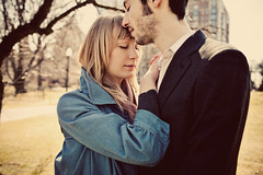 nicolineryan-13 (boston wedding photographer lisa rigby) Tags: garden engagement engaged bostoncommon