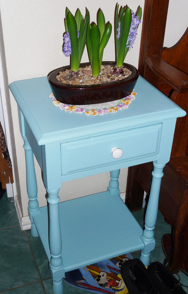 Orphaned End Table