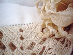 hint for Tiffany (skblanks) Tags: white vintage hearts pin linen lace embroidery antique crochet mother cream apron swap button ribbon pearl rayon rhinestone seam rosette bows binding taupe damask scrim