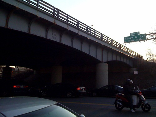 Belt Parkway's Sheepshead Bay Overpasses