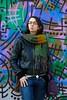 """""""Jasmine Dean"""" (3) (sterte) Tags: muro girl wall graffiti cigarette monica murales ragazza sigaretta"""