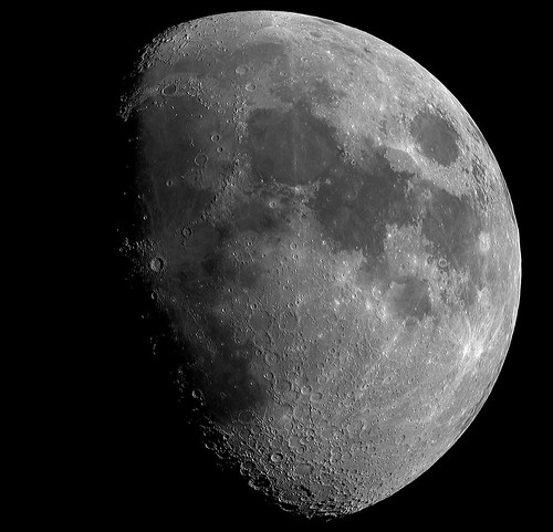The Big Moon mosaic