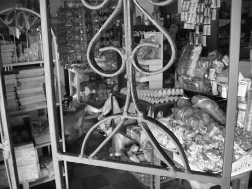 Convenience store, Usulután, El Salvador.