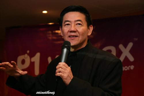 P1 CEO Michael Lai