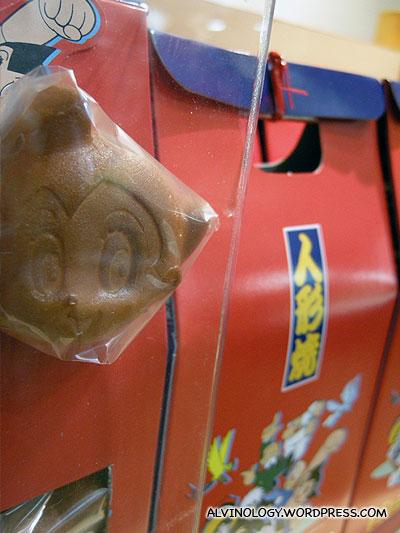 Astroboy pancakes
