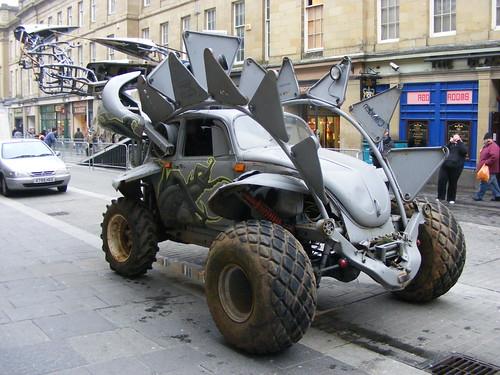 VW Beetle!
