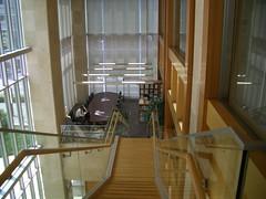 日本税理士会館 図書館