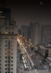 Avenida Paulista, dia e noite! (douglasmiguel) Tags: avenida paulista