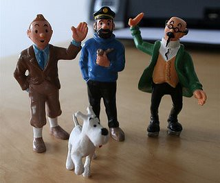 The Adventures Of Tintin Merchandise | RM.