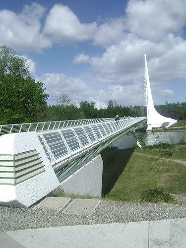 Bridge in Redding