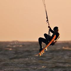 airborne ( ronnrr ) Tags: ocean people kite beach sports water surf action kitesurfing explore springbreak cambria moonstonebeach tc14e nikkor300mmafsf4 nikond300 pkchallenge ronnrr