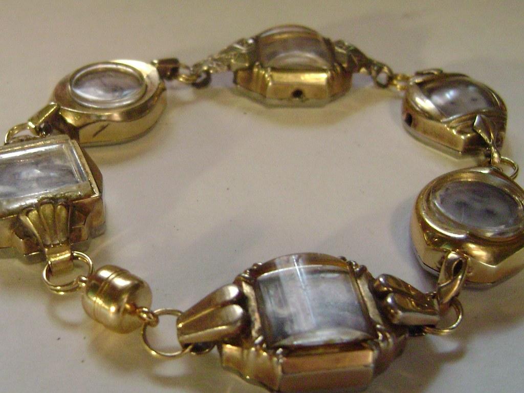 Juli's Watch Case Bracelet