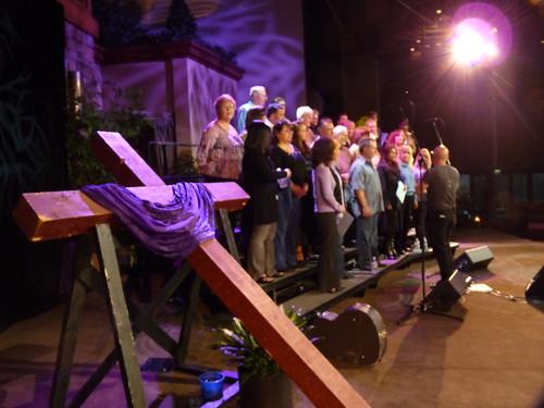 Saddleback Church Lake Forest - Worship Choir 9