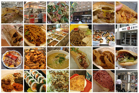 Midtown Lunch - Finding Lunch in the Food Wasteland of NYC's ...