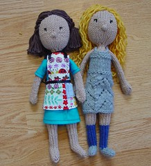 Free Knitting Pattern Witch Doll : Ravelry: Blank Slate Doll pattern by Rachel Borello Carroll