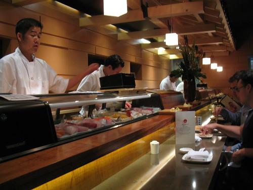 Ebisu - Sushi Counter