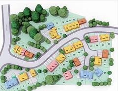 3D Siteplan Illustration (Sugar Creative Studio, Cardiff) Tags: architectural visualisation