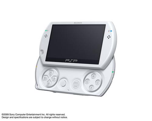 PSP go, 3