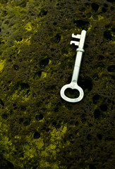 The Great Escape (Universal Stopping Point) Tags: green beach rock contrast iceland moss key volcanic porous glacierlagoon contrastbrightnessandvibrancy
