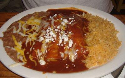 Las Anitas - Enchilada Dish