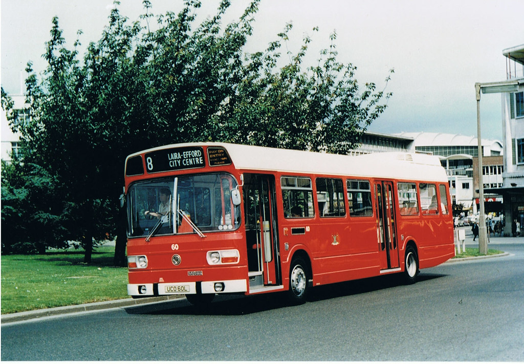 Plymouth UCO60L by alredbus (Flickr Stream)