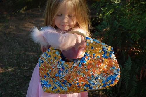 capri sun purse