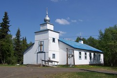 St. Seraphim of Sarov Orthodox Church (J. Stephen Conn) Tags: church alaska dillingham russianorthodox
