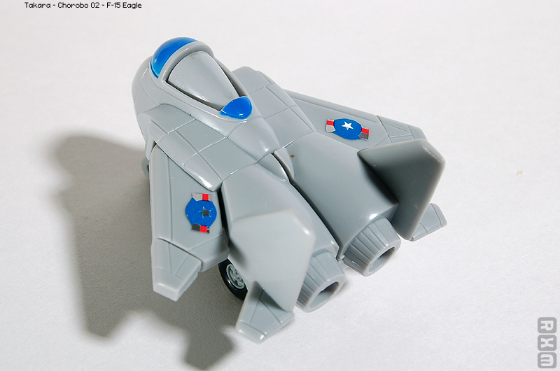Takara - Chorobo 02 F-15 Eagle