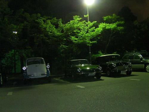 BMW Isetta in Tokyo Japan【2009.6.20】