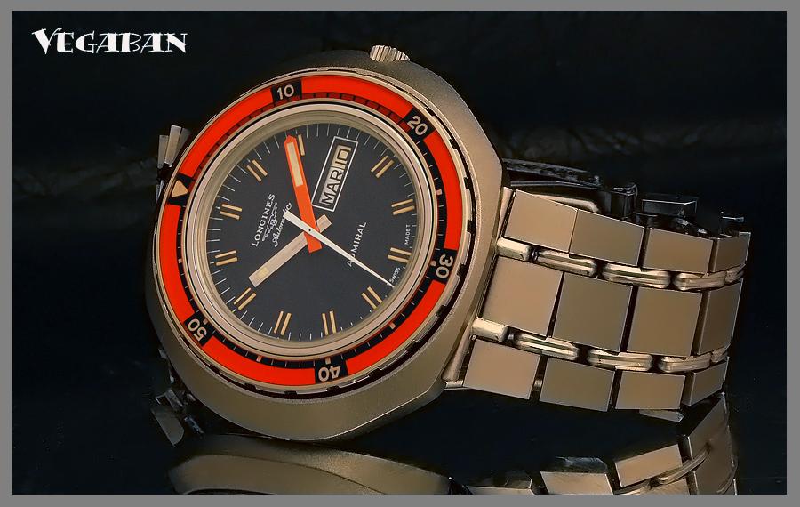 Longines - Longines Admiral diver vintage...( Pics ) 3651085319_cab7b9328f_o