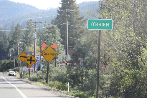 The town of O'Brien