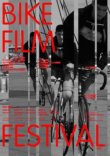 bike film posters