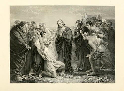 014- Jesus curando al ciego- Richter