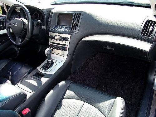 2008 Infiniti G35 Inside $28,900