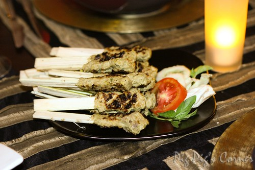 Bali Villa Ylang Ylang food 07