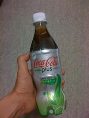 緑茶コーラ