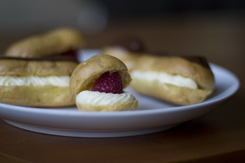 Eclairs and cream puffs (II)