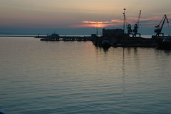 croatian ferry july 2009 132 (milolovitch69) Tags: sunset sea ferry dawn croatia adriatic ancona july2009