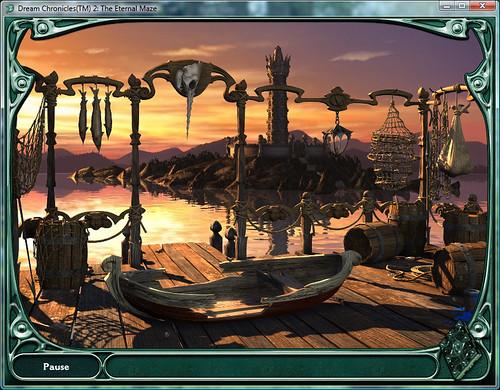 15 wharf at the Lake of Dreams