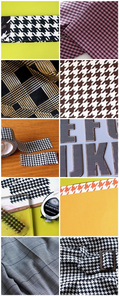 Houndstooth Checks