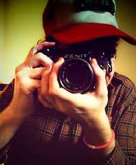 Tal vez el futuro vendr (Against o!) Tags: chile selfportrait vintage autoretrato retro zenit m13 sadko lonniex ht
