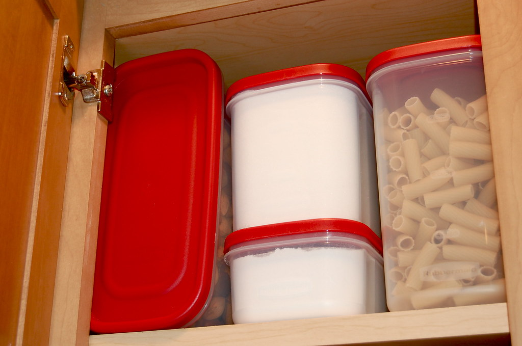 Product review: Rubbermaid Modular Canisters