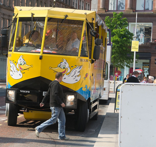 Belfast City - Splash Tours