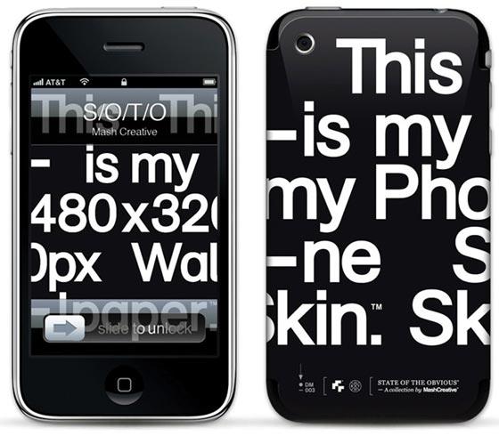skin iphone