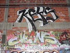 KEYS / JEANS (Same $hit Different Day) Tags: keys graffiti bay east jeans crew hcm nasty