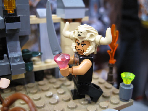 The Temple of Doom Lego minifig