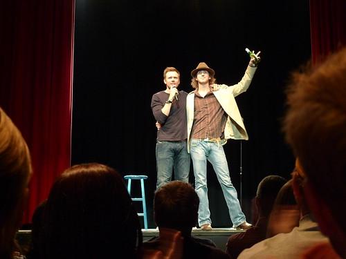 Joel McHale & Chris Porter