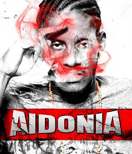 new aidonia video interview